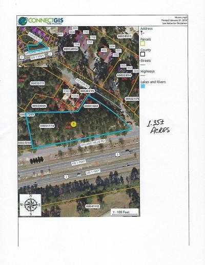 Southern Pines Residential Lots & Land For Sale: Highland Hills Road