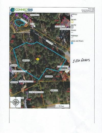 Southern Pines Residential Lots & Land For Sale: 2 Dover Street