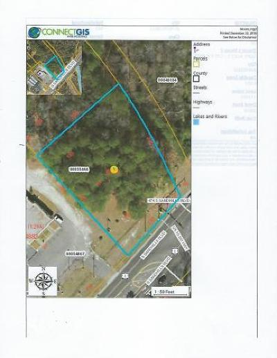 Aberdeen NC Commercial For Sale: $141,000
