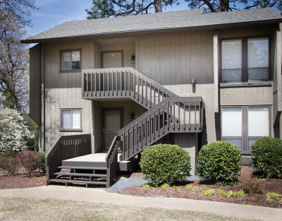 Pinehurst NC Condo/Townhouse For Sale: $122,000