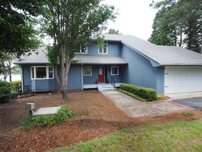 Single Family Home Active/Contingent: 144 Overlook Drive