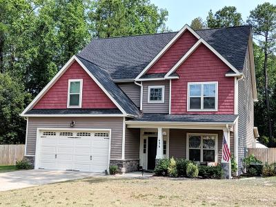Aberdeen Single Family Home For Sale: 636 Longleaf Road