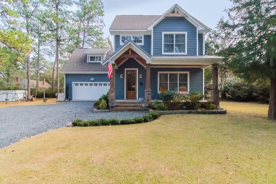 Southern Pines Single Family Home Active/Contingent: 765 N May Street