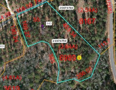 Jackson Springs Residential Lots & Land For Sale: 145 Second Wind Court