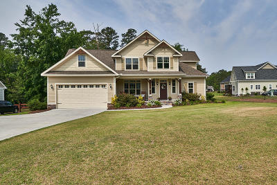 Whispering Pines Single Family Home For Sale: 648 Herons Brook Drive