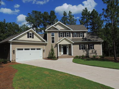 Pinehurst Single Family Home For Sale: 3 Lee Court
