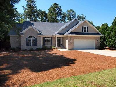 Pinehurst Rental Active/Contingent: 130 Oakmont Circle