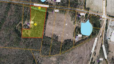 Whispering Pines Residential Lots & Land For Sale: Vass-Carthage Road