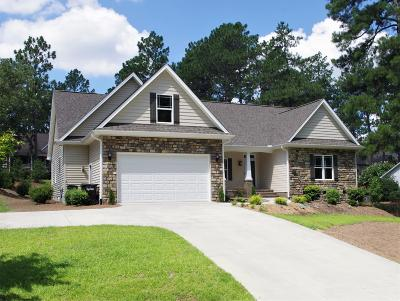 Pinehurst Single Family Home For Sale: 270 Kingswood Circle