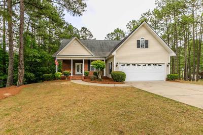Single Family Home Active/Contingent: 266 Carolina Way