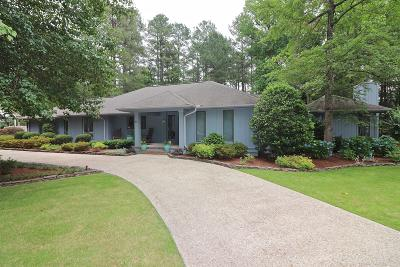 Pinehurst NC Single Family Home Active/Contingent: $390,000