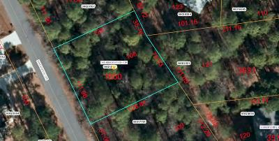Pinehurst Residential Lots & Land For Sale: 305 Kingswood Circle