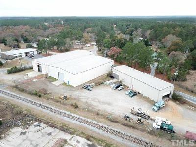 Moore County Commercial For Sale: 140 Knox Lane