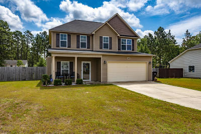 Aberdeen Single Family Home Active/Contingent: 345 Shepherds Trail