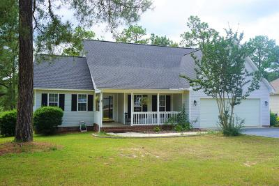 Pinehurst Single Family Home For Sale: 125 Spring Lake Drive