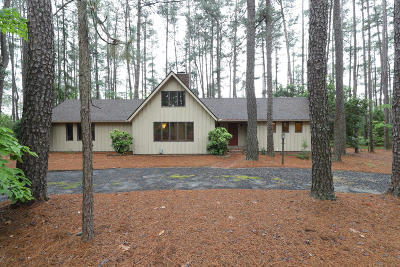 Foxfire Single Family Home Active/Contingent: 12 Cardinal Drive
