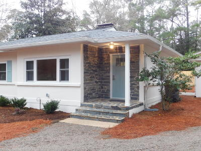 Southern Pines Rental Active/Contingent: 220 Country Club Circle