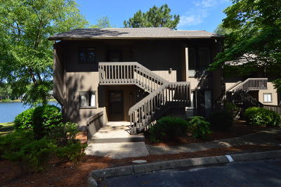 Pinehurst NC Condo/Townhouse For Sale: $163,900