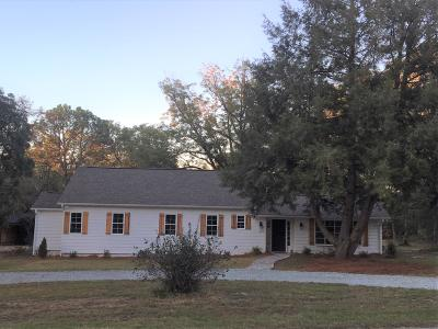 Single Family Home For Sale: 1112 Nc Hwy 73