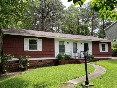 Southern Pines NC Single Family Home For Sale: $246,000