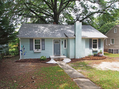 Aberdeen Single Family Home Active/Contingent: 511 W Chapin Road
