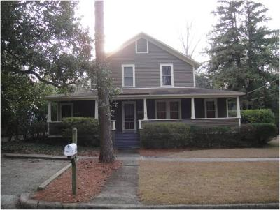 Southern Pines Rental For Rent: 220 E Vermont Avenue