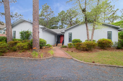 Pinehurst Single Family Home For Sale: 9 Raleigh Drive