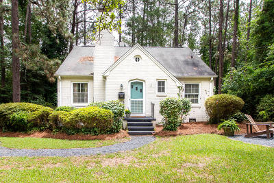 Southern Pines Single Family Home For Sale: 325 Midland Road
