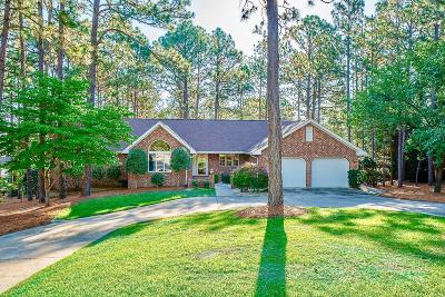 Pinehurst Single Family Home Active/Contingent: 3 Glen Abbey Trail