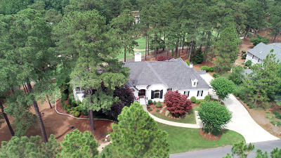 Pinewild Cc Single Family Home For Sale: 30 Pinewild Drive