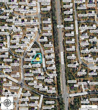 Pinehurst Residential Lots & Land For Sale: 4 Curtis Lane
