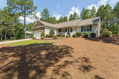 Seven Lakes Single Family Home Active/Contingent: 102 Sheffield Lane