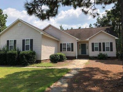 Whispering Pines Single Family Home For Sale: 222 Rothbury Drive