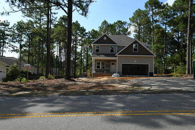 Pinehurst NC Single Family Home For Sale: $275,000