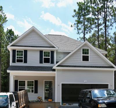 Pinehurst Single Family Home Active/Contingent: 12 Starlit Lane