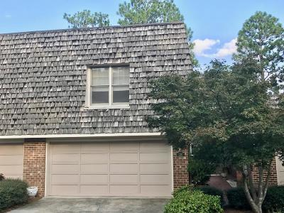 Pinehurst Condo/Townhouse Active/Contingent: 130 Racquet Lane