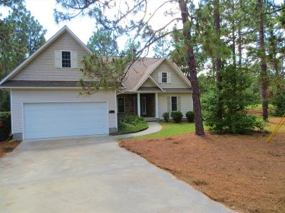 Southern Pines Single Family Home For Sale: 255 Fairway Avenue