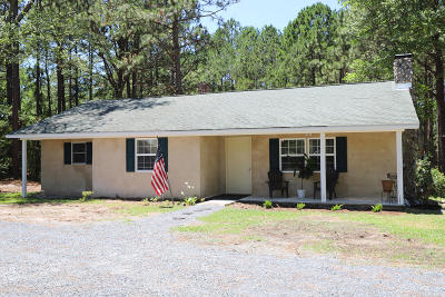 Aberdeen Single Family Home For Sale: 272 Sand Pit Road