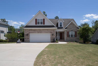 Aberdeen Single Family Home Active/Contingent: 1145 Magnolia Drive