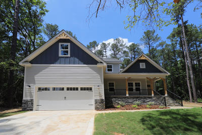 Whispering Pines Single Family Home Active/Contingent: 142 Lakeview Drive