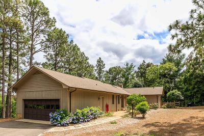 Seven Lakes Single Family Home Active/Contingent: 104 Tunbridge Court