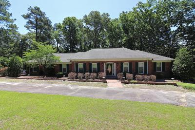Southern Pines Single Family Home Active/Contingent: 407 Kyloe Road