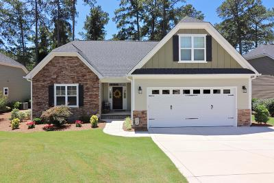 Southern Pines NC Single Family Home For Sale: $319,000