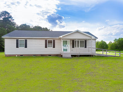 Sanford Single Family Home For Sale: 3922 Rocky Fork Church Road