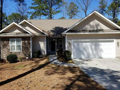 Pinehurst Rental For Rent: 2170 SW Longleaf Drive