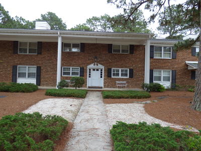 Southern Pines Condo/Townhouse Active/Contingent: 311-A Driftwood Circle