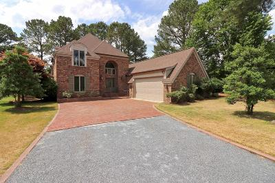 Pinehurst Single Family Home For Sale: 1 Biltmore Place