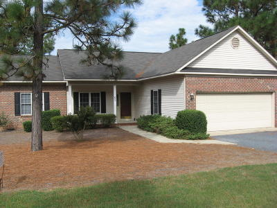 Pinehurst Rental For Rent: 65 Vixen Lane
