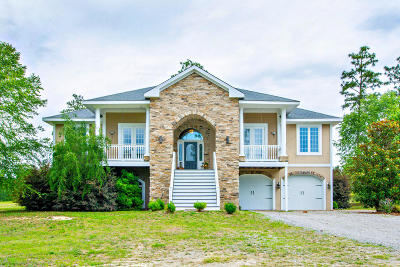 Single Family Home For Sale: 6714 Beulah Hill Church Road