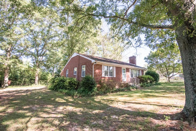 Moore County Single Family Home Active/Contingent: 1292 Us 1 Hwy S